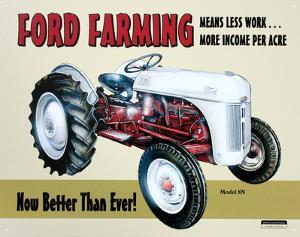 Ford Farming 8N Tractor