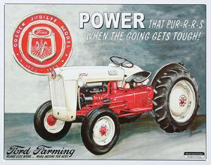 Ford Farming Jubilee Tractor