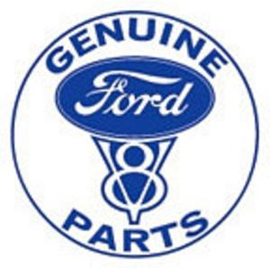Ford Genuine Parts V-8 Car Round