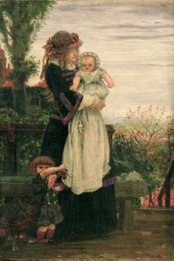 Out of Town, 1858 by Ford Madox Brown