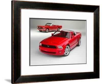 Ford Mustang Convertibles