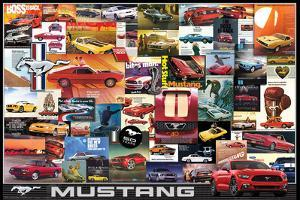 Ford: Mustang- Vintage Ads