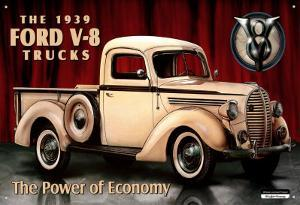 Ford Pick-up 1939