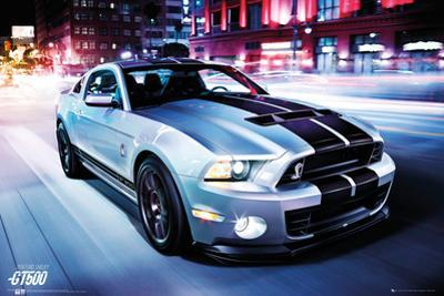 Ford Shelby GT500 - 2014