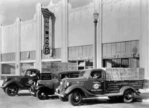 Ford Trucks, 1935