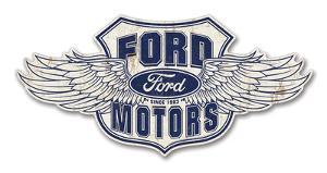 Ford - Winged Logo