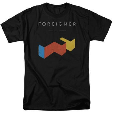 Foreigner- Agent Provocateur