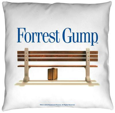 Forrest Gump Throw Pillows Posters at AllPosters