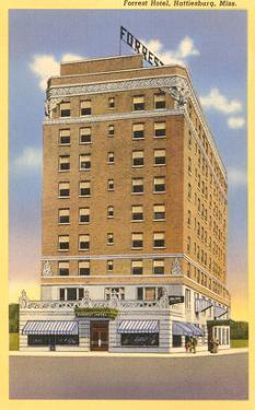 Forrest Hotel, Hattiesburg, Mississippi