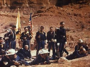 FORT APACHE, 1948 directed by JOHN FORD Henry Fonda (photo)