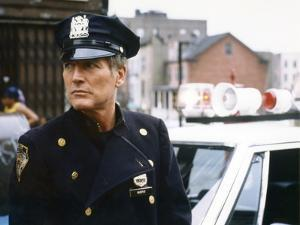 FORT APACHE-THE BRONX, 1980 directed by DANIEL PETRIE Paul Newman (photo)