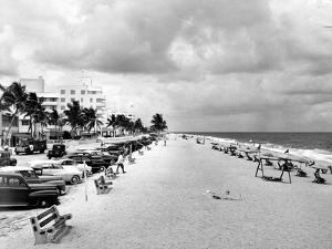 Fort Lauderdale Beachfront, 1949