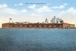 Fort Sumter, Charleston