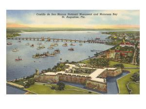 Fortress, St. Augustine, Florida