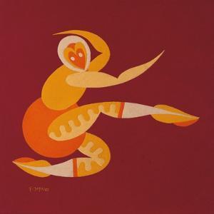 Armadillo Ballerina (Trisa) by Fortunato Depero