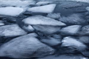 Iceland, South Iceland, Ice Deatails at Jokulsarlon Lagoon by Fortunato Gatto