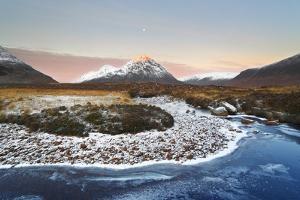 United Kingdom, Uk, Scotland, Beautiful Sunrise by Fortunato Gatto