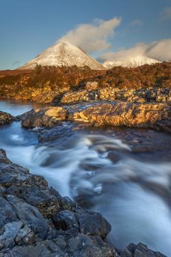 United Kingdom, Uk, Scotland, Inner Hebrides, Sligachan by Fortunato Gatto