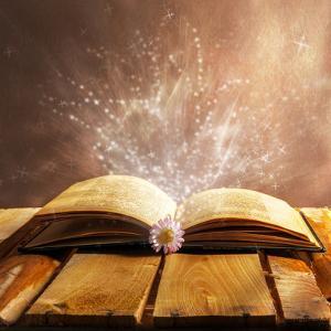 Open Book Magic by FOTOALOJA