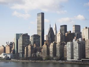 Usa, New York State, New York City, Cityscape by Fotog