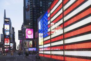 Usa, New York State, New York City, times Square by Fotog