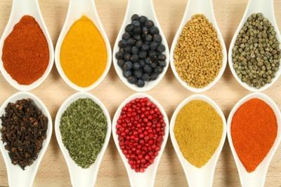 Colorful Spices by Fotokris