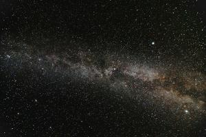 Milky Way Galaxy by fotosutra.com
