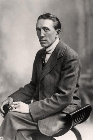 Gerald Du Maurier (1873-193), English Actor and Theatre Manager, Early 20th Century