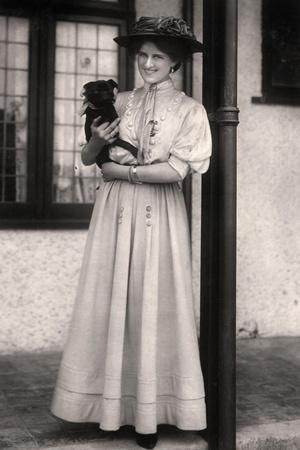 Zena Dare (1887-197), English Actress, Early 20th Century