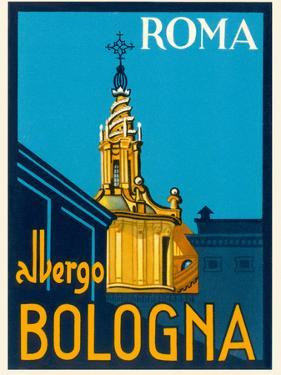 Albergo Bologna, Roma by Found Image Holdings Inc