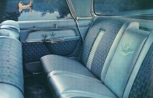 American Car Interior with Fishermen by Found Image Press