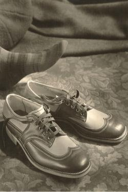 Boys' Shoes by Found Image Press