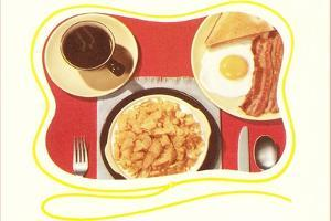Breakfast by Found Image Press