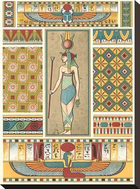 Egyptian Motifs by Found Image Press
