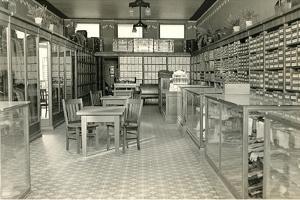 Haberdashery Store by Found Image Press