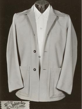 Man's Eisenhower Jacket by Found Image Press