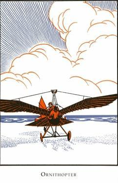 Ornithopter by Found Image Press