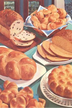 Rolls and Breads by Found Image Press