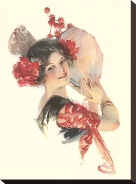 Spanish Dancer by Found Image Press