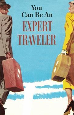 You Can Be an Expert Traveler by Found Image Press