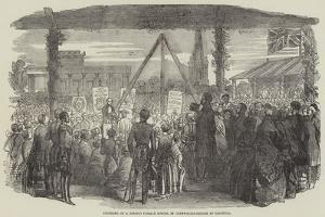 Founding of a Hindoo Female School in Cornwallis-Square at Calcutta