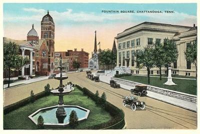 Fountain Square, Chattanooga
