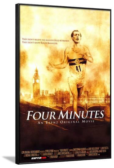 Four Minutes--Framed Poster