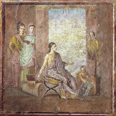 https://imgc.allpostersimages.com/img/posters/fourth-style-fresco-depicting-a-woman-painter-from-italy-pompeii-painting-on-plaster-55-79-a-d_u-L-PRLPIS0.jpg?p=0