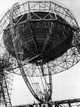 Radio Telescope by Fox Photos
