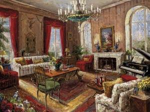 Classic Salon I by Foxwell
