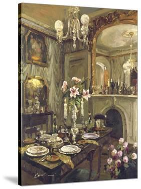 The Dining Room by Foxwell