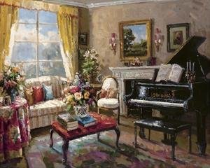 The Music Room by Foxwell