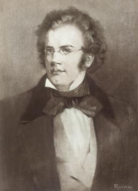 Schubert by Fr Hendrich Rumpf