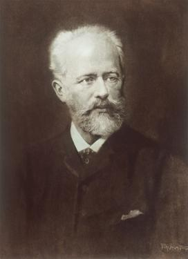 Tchaikovsky by Fr Hendrich Rumpf